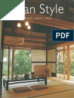 Japan Style - Architecture Interiors Design
