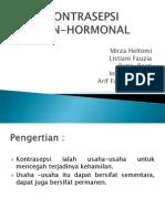 KB Non Hormonal Kel. IV