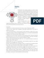 Rituais da Cruz Cabalística e Menor do Pentagrama