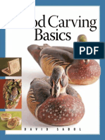 Taunton's Wood Carving Basics - D. Sabol (Taunton Press, 2008) BBS