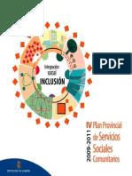 IV Plan Provincial Servicios Sociales Comunitarios