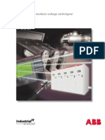 ABB 11KV ZX1 Panel Catalogue