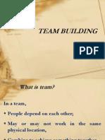 Teambuilding Final