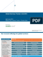 Industry Trends Report - Q2 2013 - Preview Deck