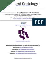 Cultural Sociology 2012 Blackshaw 319 35