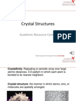 crystal structures2