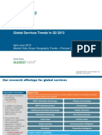 Geography Trends Report - Q2 2013 - Preview Deck