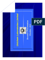 Investor PresentationQ2FY2012-13 (1)