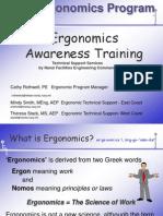 Ergo Training