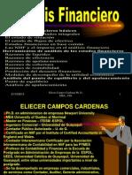 Análisis Financiero 2013