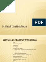 9. Plan de Contingencia