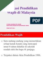 Implikasi Pendidikan Wajib Di Msia