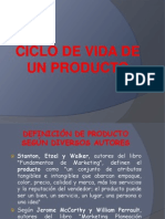 Marketing Emp-ciclo de Un Product-grupo