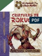 Criaturas de Rokugan