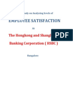 Project                                A Study on Analyzing levels of 