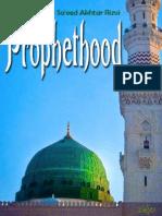 Prophethood - Allamah Sayyid Sa'eed Akhtar Rizvi - XKP