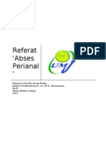 REFERAT ABSES PERIANAL
