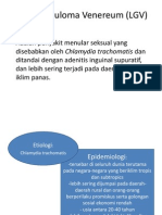 Limfogranuloma Venereum (LGV)