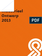 Catalogus Erkenningen Goed Industrieel Ontwerp 2013