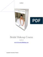 Bridal Makeup Course Handbook