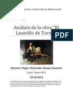 Análisis del libro El lazarillo de Tormes.docx