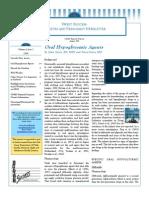 Oral Hypoglicemic Agent MO-CDAPP 2008