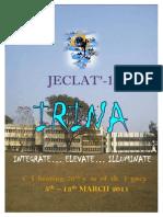 Information Brochure JECLAT11 IRINA