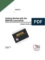 MSP430 LaunchPad Workshop v2.22