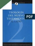 Ladd.george.E Teologia Del Nuevo Testamento