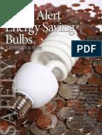 Beware - Energy Saving Bulbs