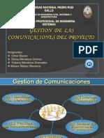 Gestion de Comunicaciones de Proyecto