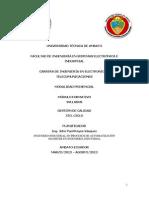 Módulo Gestion de Calidad Electr. 2013 (1er sem)