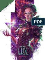 Marta Nael's Lux, a Clash of Light and Color Ediciones Babylon. ¡Echa un vistazo!