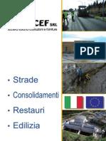 Catalogo SICEF s.r.l Italiano