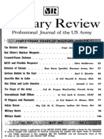 Military Review May 1965