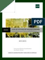 GdE_Parte2_2013_2014_MICROECONOMIA