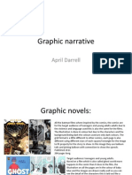 Presentation Graphic Novel Research Pptx