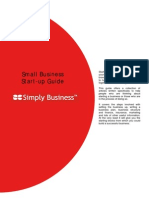 Small Business Start-Up Guide