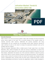 Global Desalination Market