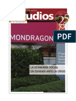 Economia Social en Euskadi