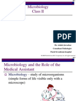 types of microorganisms and approach to diagnosis
