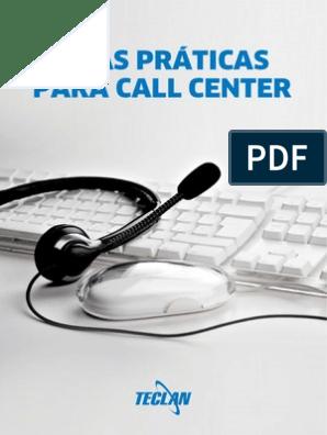 Boas Práticas Para Call Center Centro De Atendimento