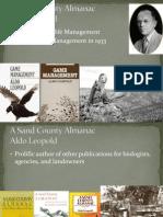 A Sand County Almanac 310