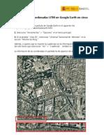 Tutorial Coordendas Utm Google Maps