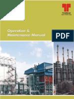 O & M Manual