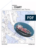 US Nautical Chart Symbols Abbreviations and Terms