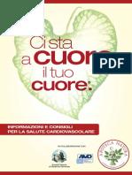 Informazioni e consigli per la salute cardiovascolare