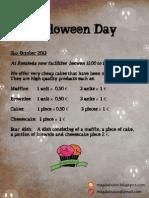 magdaledas halloween inglés