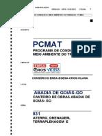 Pcmat Abadia de Goias-729-2011-Caderno 1 e 2