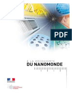 Decouverte Nanomonde
